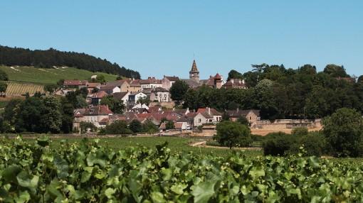 Borgonha village